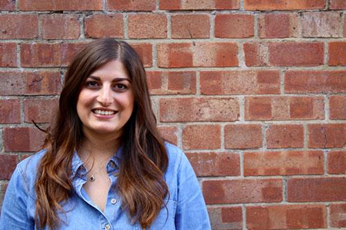 Katie Poursain