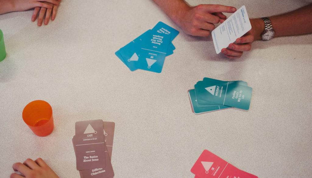 discipleship deck game